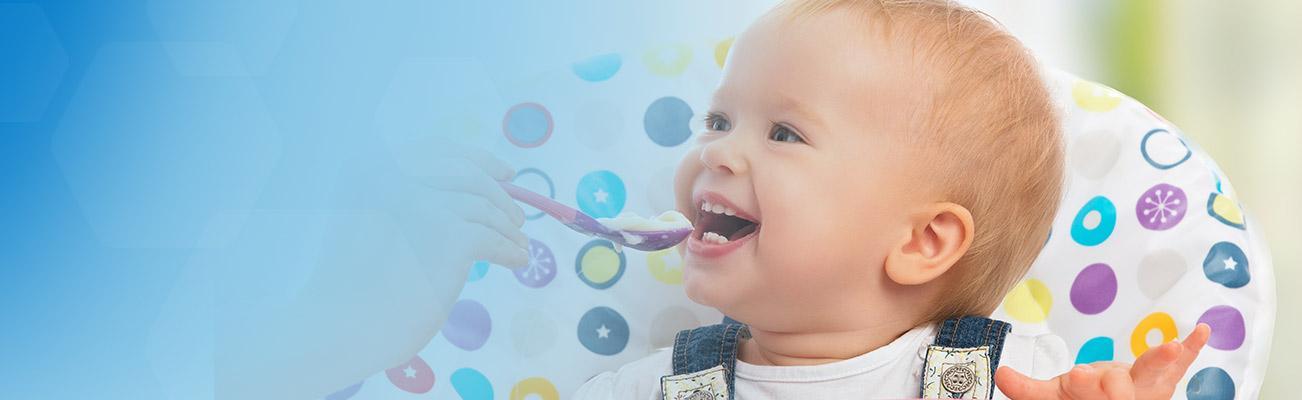 เมนูลูกรักวัย 9 เดือน และอาหารสำหรับเด็กแรกเกิด – 1 ปี