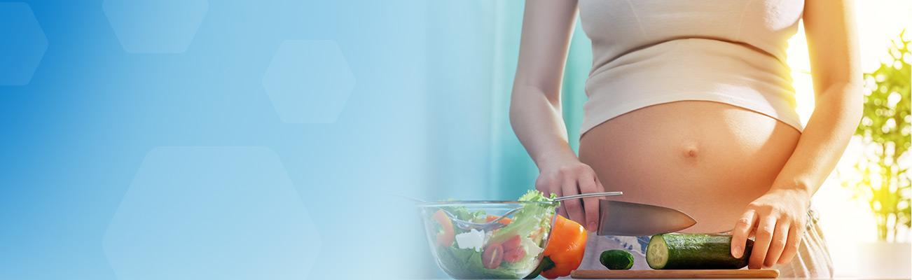 ลูกสมองดีเริ่มตั้งแต่อาหารบำรุงครรภ์สำหรับคนท้อง เมนูอาหารคนท้อง 1-3 เดือน เสริมพัฒนาการลูก