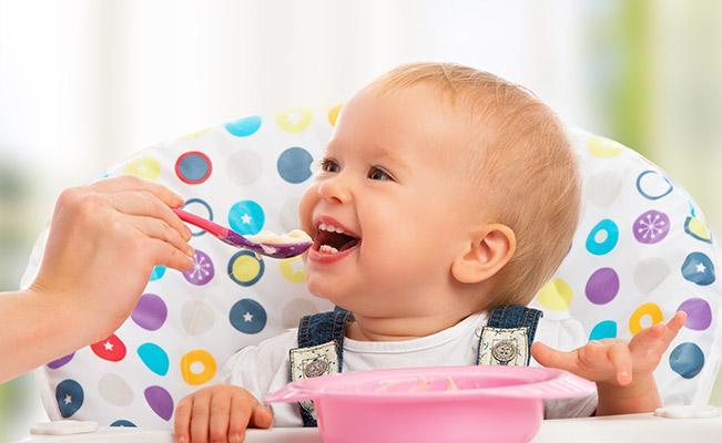 โภชนาการ เด็กแรกเกิด – 1   ปี